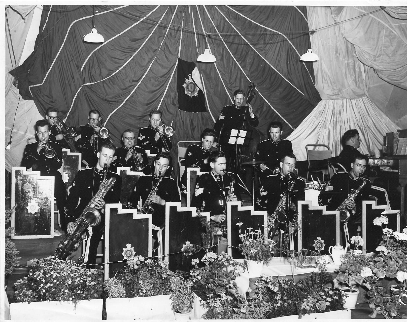 August Nostalgia On Eastbourne Bandstand